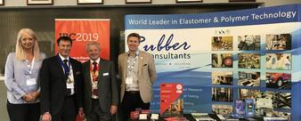 Rubber Consultants @ Manchester Polymer Group 2018