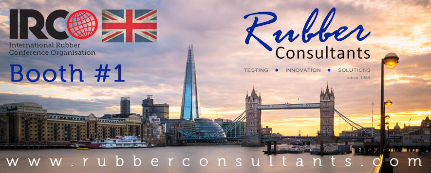 International Rubber Conference & Exhibition 2019 - London